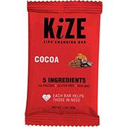 Kize Raw Energy Bar Cocoa