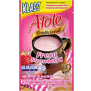 Klass Atole Strawberry Corn Starch