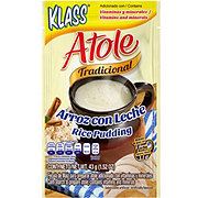 Klass Atole Tradicional Rice Pudding Mix