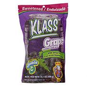 Klass Grape Drink Mix