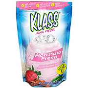 Klass Horchata Fresa Rice Cinnamon Strawberry Flavor