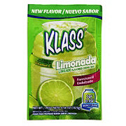 Klass Limeade Flavored Drink Mix