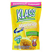 Klass Maracuya Passion Fruit Drink Mix
