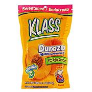 Klass Peach Flavored Drink Mix