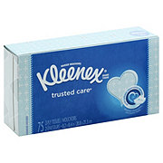 Kleenex Facial Tissue Flat Box