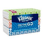 Kleenex On The Go Facial Tissue