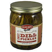 Klein Bros. Sweet Dill Pickles