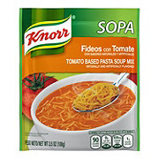 Knorr Fideo Soup Mix with Tomato