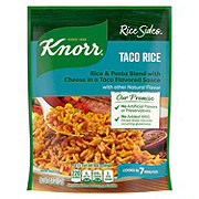 Knorr Fiesta Sides Rice Side Dish Taco Rice