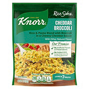 Knorr Knorr Rice Sides Rice Side Dish Cheddar Broccoli