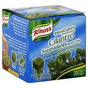 Knorr MiniCube Cilantro Cube Bouillon