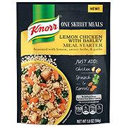 Knorr One Skillet Meals Lemon Chicken With Barley