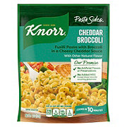 Knorr Pasta Sides Pasta Side Dish Cheddar Broccoli