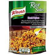 Knorr Rice Sides Rice Side Dish Steak Fajitas