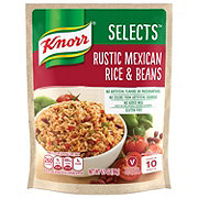 Knorr Selects Rustic Mexican Rice and Beans