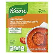 Knorr Sopa Alphabet Pasta Tomato Soup Mix Pasta
