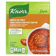 Knorr Sopa Elbow Pasta Tomato Soup Mix Pasta