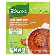 Knorr Sopa Star Pasta Tomato Soup Mix Pasta