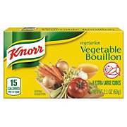 Knorr Vegetable Bouillon, Extra Large Cubes