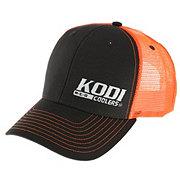 KODI Dark Gray/ Neon Orange Sideline Cap