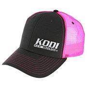 KODI Dark Grey/ Neon Pink Sideline Cap