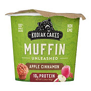 Kodiak Cakes Apple Cinnamon Oat Minute Muffins