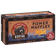 Kodiak Cakes Blueberry Chia Power Waffles