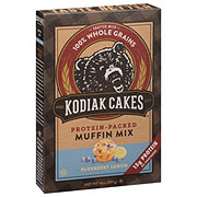 Kodiak Cakes Blueberry Lemon Muffin Mix