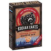 Kodiak Cakes Blueberry Muffin Mix
