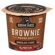 Kodiak Cakes Chocolate Fudge Brownie in a Cup