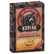 Kodiak Cakes Cornbread Mix Homestead Style