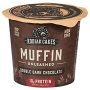 Kodiak Cakes Double Dark Chocolate Minute Muffins