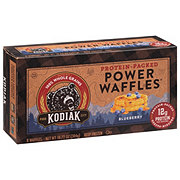 Kodiak Cakes Energy Waffles Blueberry Chia