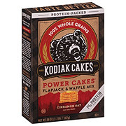 Kodiak Cakes Power Cakes Cinnamon Oat Flapjack & Waffle Mix
