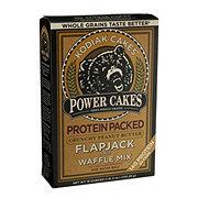 Kodiak Cakes Power Cakes Crunchy Peanut Butter Flapjack & Waffle Mix