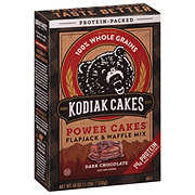 Kodiak Cakes Power Cakes Dark Chocolate Flapjack & Waffle Mix