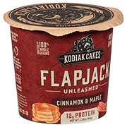 Kodiak Cakes Unleashed Cinnamon & Maple Flapjack Cup