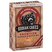 Kodiak Cakes Whole Wheat Oat & Honey Frontier Flapjack And Waffle Mix