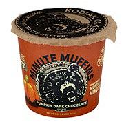 Kodiak Minute Muffins Pumpkin Dark Chocolate
