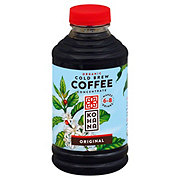 Kohana Cold Brew Organic Coffee Concentrate