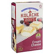 Kolache Rolf's Cream Cheese