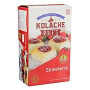 Kolache Rolf's Strawberry