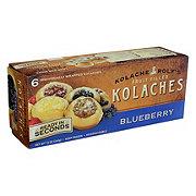 Kolache Rolfs Blueberry Kolaches