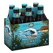 Kona Big Wave Golden Ale  Beer 12 oz  Bottles