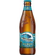 Kona Big Wave Golden Ale Beer Bottle