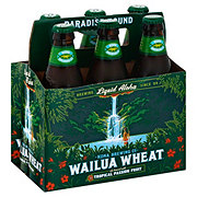 Kona Wailua Wheat Ale With Tropical Passion Fruit Beer 12 oz  Bottles