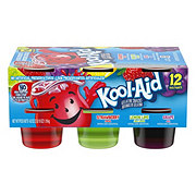 Kool-Aid Assorted Flavors Gelatin Snack Cups 12 CT
