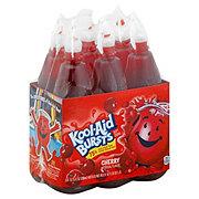 Kool-Aid Bursts Cherry Soft Drink 6.75 oz Bottles