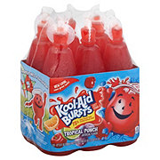 Kool-Aid Bursts Tropical Punch Soft Drink 6.75 oz Bottles