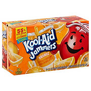 Kool-Aid Jammers Orange Flavored Drink 10 PK